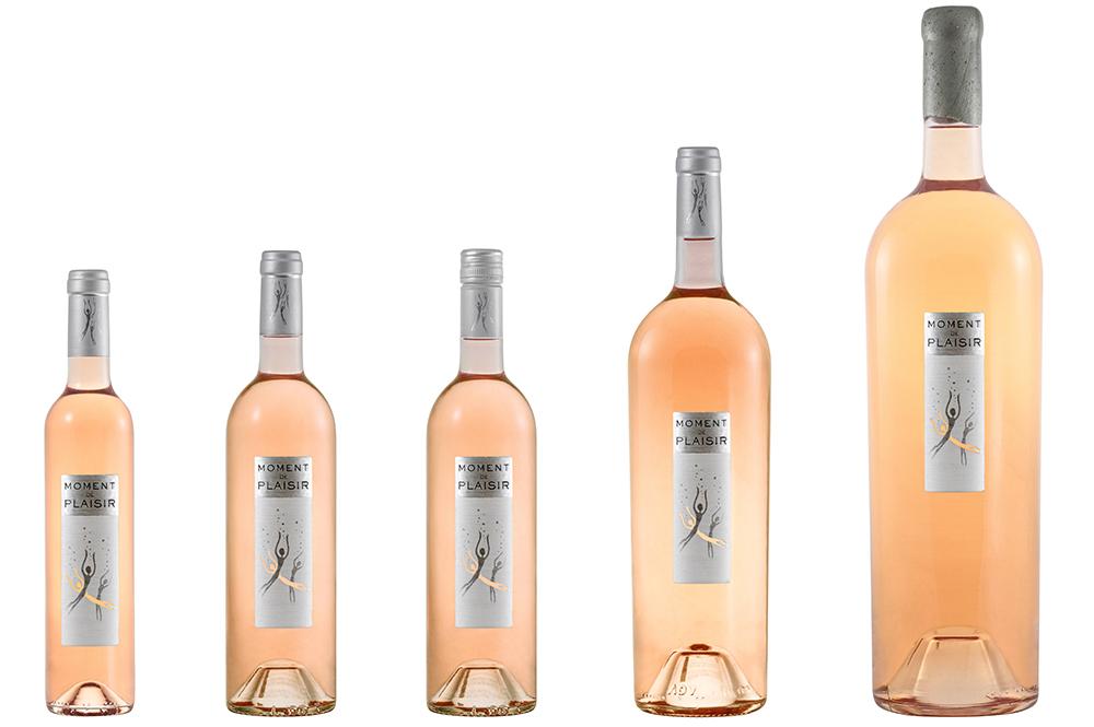 Vins Rosé Moment de Plaisir