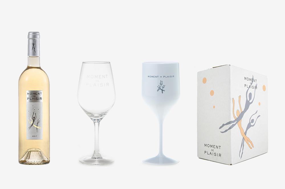 Vin blanc Moment de Plaisir