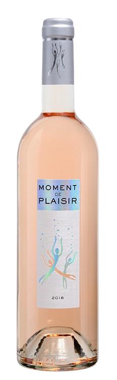 Vin Rosé Moment de Plaisir 2018