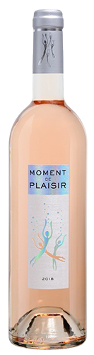 millesime rosé 2018 bouteille