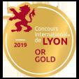 concours de lyon - moment de plaisir - or